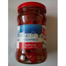 Перец красный фаршированный сыром 0,270кг