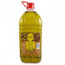 Оливковое масло смесь рафинированного и нерафинированного виржен (Суаве) Асендадо 5л