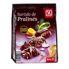 Охальдрада ассорти в шоколаде 0,120кг