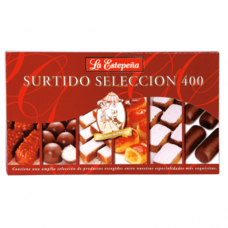 Набор испанских сладостей (ассорти) 0,400кг