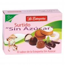 Набор испанских сладостей без сахара (ассорти) 0,300кг